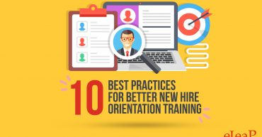 Identify strategies for better new hire orientation training.